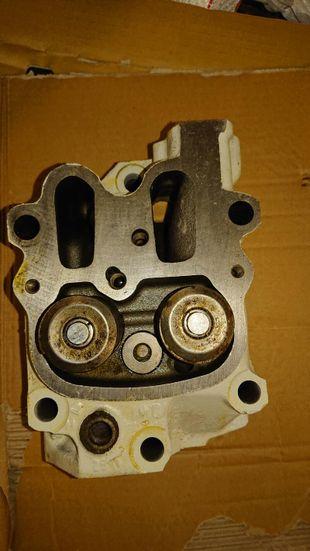 MTU 183   Mercedes OM442 Cylinder Heads 4420160001