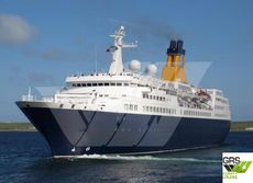 AS RESALE // 164m / 506 pax Cruise Ship for Sale / #1022177