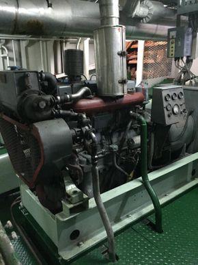 Generator #1 68Kw