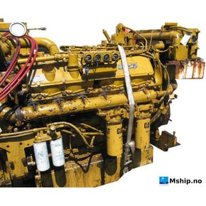 Caterpillar 3412    mship.no