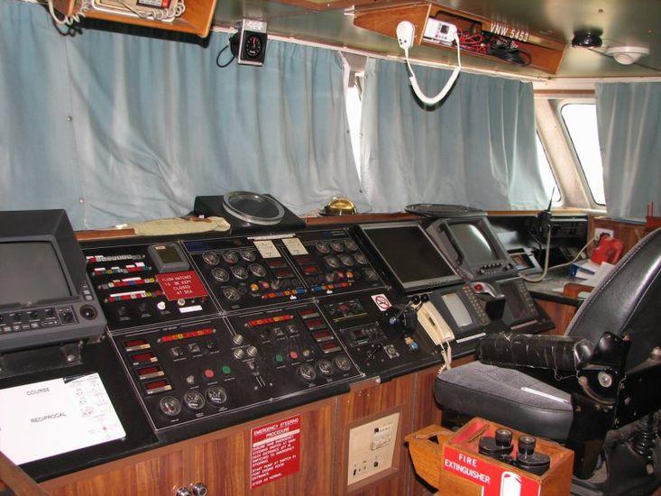 25.2mtr Utility / Support / Patrol Vessel