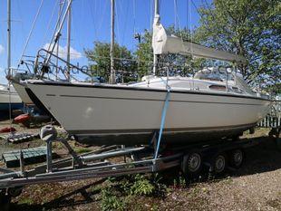 Dehlya 25 Lifting Keel Yacht