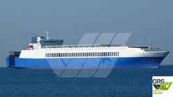 196m / 2550 lane meter RoRo Vessel for Sale / #1059015