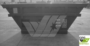 13ft Boat shaped skip containers DNV 2.7-1 Offshore Container for Sale / #1106691