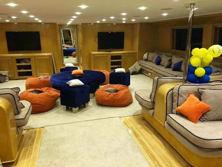 LUXURY DIVE  YACHT IN EGYPT