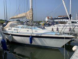 1983 Westerly Fulmar Cruising Yacht
