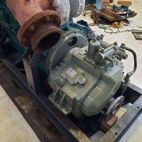 Volvo penta TAD 121 marine engine