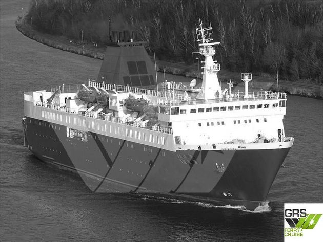 140m / 235 pax Cruise Ship for Sale / #1027985