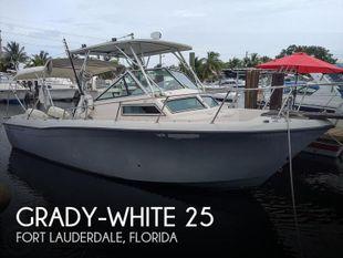 1986 Grady-White 25 Trophy Pro