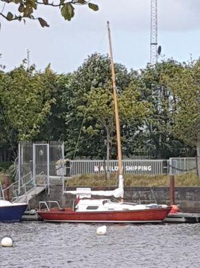 July 2020 Arklow pontoon