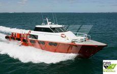 21m Crew Transfer Vessel for Sale / #1117144