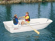 Boston Whaler - 110 Tender