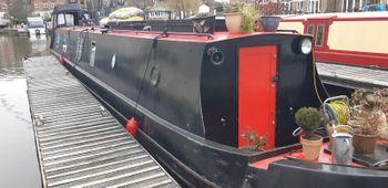 Warkwickshire 54' Cruiser Stern