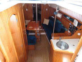 Jeanneau Sun Odyssey 32 AFT CABIN - Interior