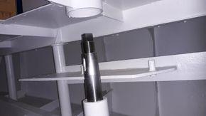 Rudder s/s shaft