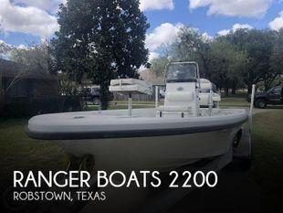 2009 Ranger Boats 2200 Bay