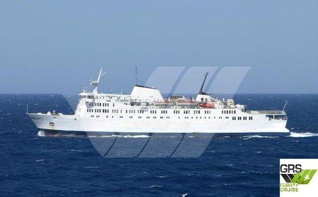 109m / 1.422 pax Passenger / RoRo Ship for Sale / #1008772