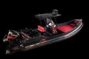 2021 MASTER 775 FISHING