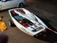 Optimist Dinghy- Race ready