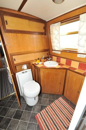 Bathroom Thetford Toilet