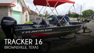 2014 Tracker V16-SC Super Glide