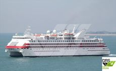 130m / 400 pax Cruise Ship for Sale / #1050010