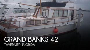 1973 Grand Banks 42