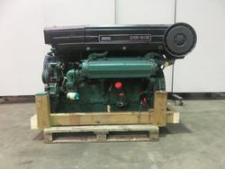 Volvo Penta D12-615 615hp Marine Diesel Engine (PAIR AVAILABLE)