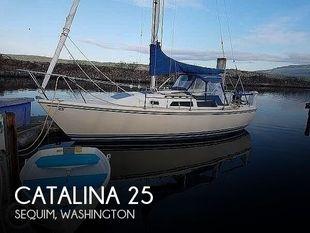 1989 Catalina 25