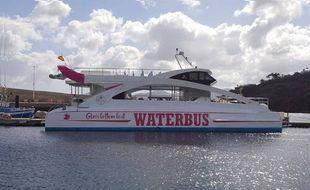 2001 Commercial Glass Bottom Catamaran