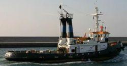 35TBP Single Screw Sea Going Tugboat