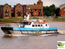 19m / 12 pax Crew Transfer Vessel for Sale / #1078088