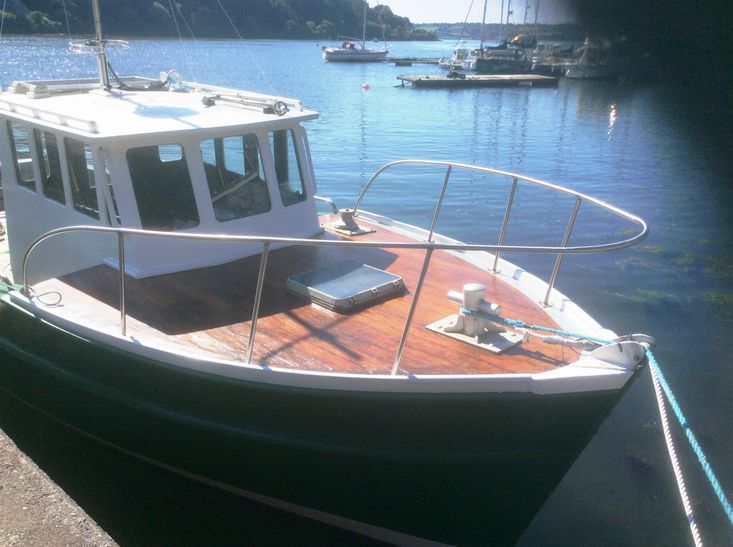 36ft CROSSHAVEN ANGLING BOAT