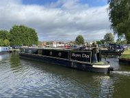 57ft Semi Traditional Stern N/B. Built by Liverpool Boats in 2
