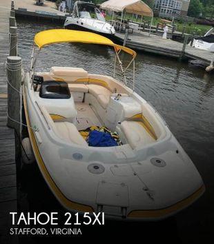 2013 Tahoe 215XI