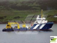 54m Offshore Support & Construction Vessel for Sale / #1070112