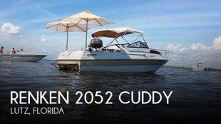 1987 Renken 2052 Cuddy