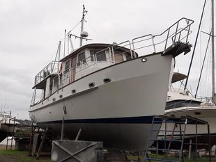 42ft Kadey Krogen Power Cruiser