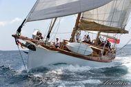 2011 Custom Ketch classic Yacht