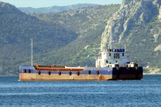 1700CBM SPLIT HOPPER BARGE
