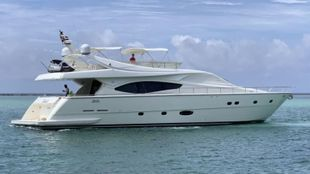 2003 Ferretti Yachts