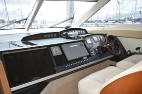 Carine Yachts  - Luxury Yacht Brokerage | Princess 50 2006 | Photo 5