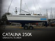 2002 Catalina 250k