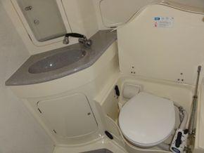 Sea Toilet