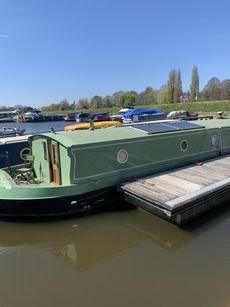 2016 Northwich 57x12ft Cruiser Stern Wid