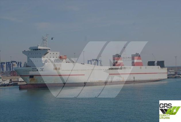 158m Passenger / RoRo Ship for Sale / #1059619