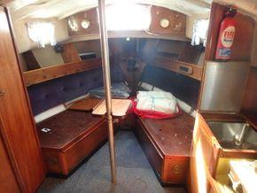 4 Berths in one cabin