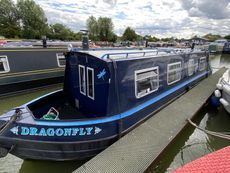 34ft Dragonfly CruiserStern