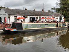 York - 60 foot traditional stern narrow boat