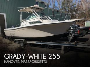 1990 Grady-White Sailfish Sport Bridge 255